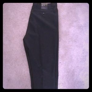 Banana Republic Black Dress Pants - Size: 38/32